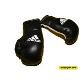 Adidas Minyatür Çift Boks Kick Boks Eldiveni Dikiz Ayna Süsü