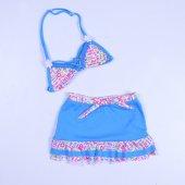 Sam Kız Çocuk Bikini Mayo 23000