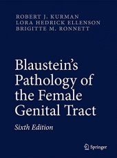 Blausteins Pathology Of The Female Genital Tract