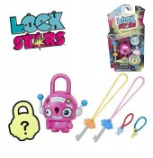 Lock Stars Figür Seri Five Anahtarlık Süsü