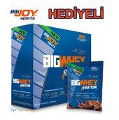 Bigjoy Whey Protein Tozu 2393 Gr 68 Şase Çikolata Aromalı Hediyeli