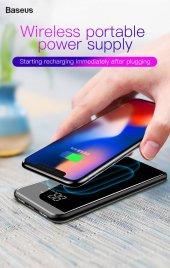 Xiaomi Mi Mix 2sbaseus Qı Wireless Powerbank 8000 ...