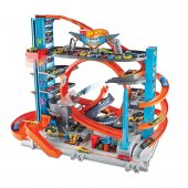 Oyuncak Hot Wheels Ultimate Garaj Seti