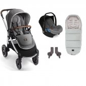 Mamas Papas Ocarro Winter Set Grey Twil