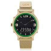 Upwatch Double Steel Gold