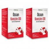 Ocean Koenzim Q10 30 Kapsül 2' Li Skt 09 2021...