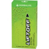 Herbalife Liftoff Efervesan Limonlu İçecek