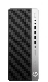 Hp 800 G4 Tower İ5 8500 3.00ghz 8gb 1tb Win 10 Pro Pc 4kw61ea