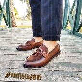 Antioch 508 Hakiki Deri Comford Erkek Ayakkabı