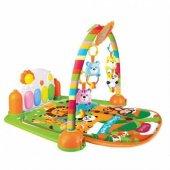 Babies Sevimli Orman Piyanolu 5in1 Oyun Halısı