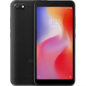 Xiaomi Redmi 6a 16gb Dual Siyah (Xiaomi Türkiye Garantili)