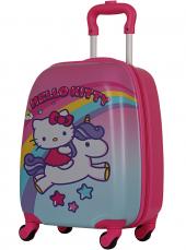 Hakan Çanta 95725 Hello Kitty Lisanslı Çocuk Valizi
