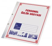 Gülpaş 226 Personel Özlük Dosyası 25 Li