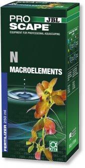 Jbl Proscape N Azot Sıvı Makroelementler 250 Ml