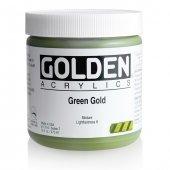 Golden Heavy Body Acrylıc 473 Ml Seri 7 Green Gold