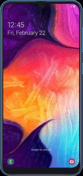 Samsung Galaxy A50 64 Gb Blue (Samsung Türkiye Garantili)