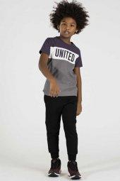 Tommy Life Basic United Mor Çocuk Tshirt