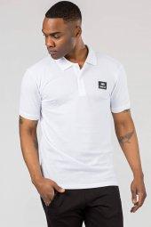Tommy Life Polo Yaka Beyaz Erkek Tshirt