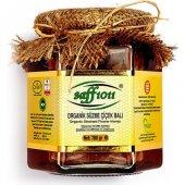 Saff 1011 Organik Süzme Çiçek Balı 700 Gr