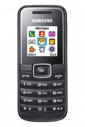 Samsung Gt E1050 Tuşlu Cep Telefonu Sıfır Ürün (Batarya Şarj