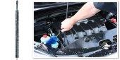 Tvet Motor Zor Bölümleri Temizleme Fırçası