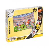 Lt7560 Looney Tunes 100 Parça Kutu Puzzle
