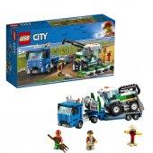 Lsc60223 Biçerdöver Nakliye Aracı City +5 Yaş Lego 358 Pcs
