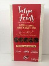 Talya Foods Glutensiz Mercimek & Kinoa Makarnası