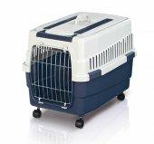 ımac Kim 60 Tekerlekli Kedi Köpek Taşıma Çantası Mavi