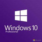 Windows 10 Pro Lisans Anahtarı 32&64 Bit