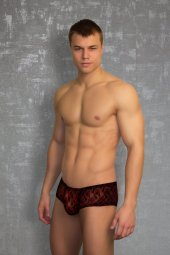 Doreanse 1585 Transparan Erkek Boxer