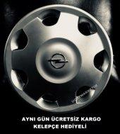 Opel Corsa 14 İnç Kırılmaz Jant Kapağı Kelepçe Hed...