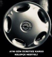 Opel Corsa 13 İnç Kırılmaz Jant Kapağı Kelepçe Hed...