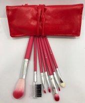 Estella 7li Fırca Setı Kırmızı
