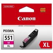 Canon 6445b001 Clı 551xlm Kırmızı Murekkep Kartus