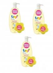 Uni Baby Şampuan 750ml 3 Adet