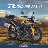 Mondial Enduro Rx3i Evo Abs Euro4 Rx3 İ Evo
