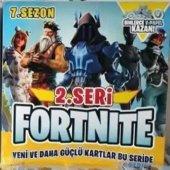 Fortnite 2. Seri Oyun Kartları 2. Seri 60� 3 180 Kart