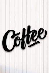 Angemiel Home Coffee Metal Duvar Tablo Ev Ve Ofis
