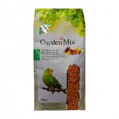 Gardenmix Platin Seri Vitaminli Meyveli Muhabbet Kuşu Yemi 1 Kg (10 Adet)