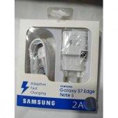 Samsung Note 2 3 4 5 S4 S5 S6 S7 A5 A7 Edge Hızlı Şarj Aleti + Kargo Var