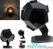 Star Lamp Projeksiyon Lamba Yıldız Gece Lambası Projektör