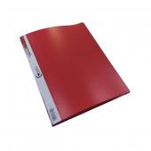 Bafix Katalog (Sunum) Dosya 100 Lü A4 Kırmızı