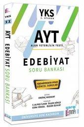 Ayt Edebiyat Soru Bankası Yargı Lemma Yayınları