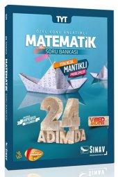 Tyt 24 Adımda Matematik Özel Konu Anlatımlı Soru Bankası Sınav