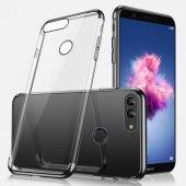 Iphone 7 Plus 8 Plus Lazer Dört Köşe Silikon Kılıf