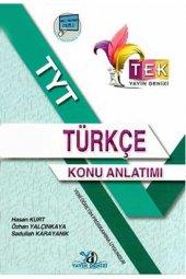 Tyt Tek Serisi Türkçe Konu Anlatımlı Yayın Denizi