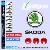 Skoda Yeti Muz Silecek Takımı (2009 2016)
