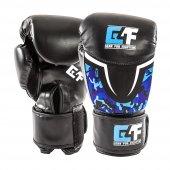 G4f Boxıng Gloves Fıghter Top One Pu Blue Camo (Gf0035)