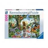 Ravensburger 1000p Puz Jungle Bj 70rpb198375